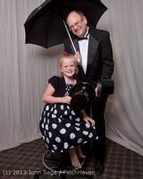9610-a Vashon Father-Daughter Dance 2013 Portraits 060113