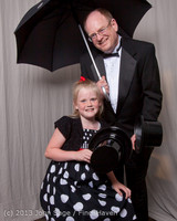 9610-b Vashon Father-Daughter Dance 2013 Portraits 060113