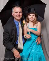 9621-b Vashon Father-Daughter Dance 2013 Portraits 060113