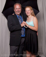 9624-b Vashon Father-Daughter Dance 2013 Portraits 060113