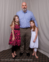 9630 Vashon Father-Daughter Dance 2013 Portraits 060113