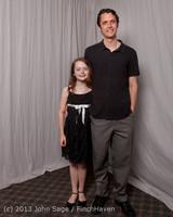 9641-a Vashon Father-Daughter Dance 2013 Portraits 060113