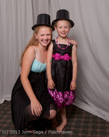 9647 Vashon Father-Daughter Dance 2013 Fun Times 060113