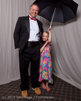 9654-a Vashon Father-Daughter Dance 2013 Portraits 060113