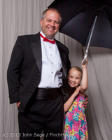 9654-b Vashon Father-Daughter Dance 2013 Portraits 060113