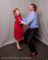 9665 Vashon Father-Daughter Dance 2013 Portraits 060113