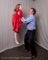 9666 Vashon Father-Daughter Dance 2013 Portraits 060113