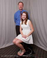 9685-a Vashon Father-Daughter Dance 2013 Portraits 060113