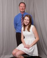9685-b Vashon Father-Daughter Dance 2013 Portraits 060113