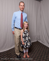 9688 Vashon Father-Daughter Dance 2013 Portraits 060113