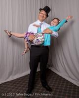 9704-a Vashon Father-Daughter Dance 2013 Fun Times 060113