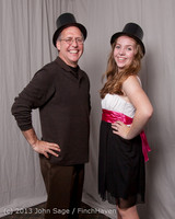 9706-b Vashon Father-Daughter Dance 2013 Portraits 060113