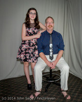 2351 Vashon Father-Daughter Dance 2014 053114