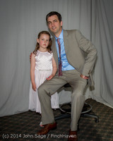 2420 Vashon Father-Daughter Dance 2014 053114