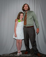 2517 Vashon Father-Daughter Dance 2014 053114