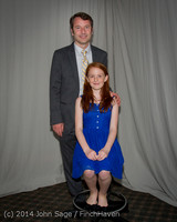 2565 Vashon Father-Daughter Dance 2014 053114