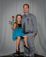 2804 Vashon Father-Daughter Dance 2014 053114
