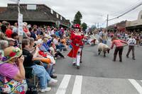 19889 Vashon Strawberry Festival Grand Parade 2014 071914