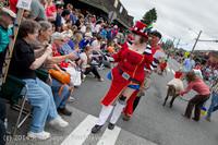 19892 Vashon Strawberry Festival Grand Parade 2014 071914