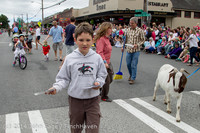 19900 Vashon Strawberry Festival Grand Parade 2014 071914