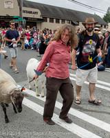 19904 Vashon Strawberry Festival Grand Parade 2014 071914