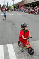 19923 Vashon Strawberry Festival Grand Parade 2014 071914