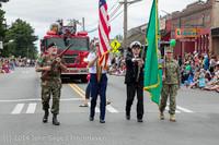 19925 Vashon Strawberry Festival Grand Parade 2014 071914