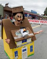19969 Vashon Strawberry Festival Grand Parade 2014 071914