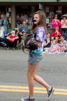 19977 Vashon Strawberry Festival Grand Parade 2014 071914