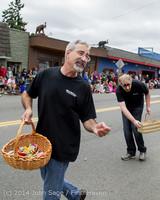 19982 Vashon Strawberry Festival Grand Parade 2014 071914