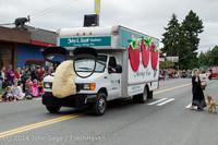 19987 Vashon Strawberry Festival Grand Parade 2014 071914