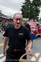 20009 Vashon Strawberry Festival Grand Parade 2014 071914