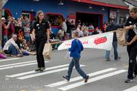 20014 Vashon Strawberry Festival Grand Parade 2014 071914