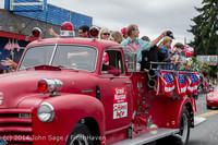 20022 Vashon Strawberry Festival Grand Parade 2014 071914