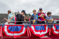 20032 Vashon Strawberry Festival Grand Parade 2014 071914