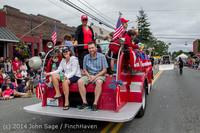20039 Vashon Strawberry Festival Grand Parade 2014 071914