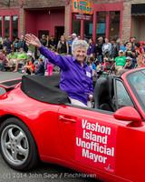 20064 Vashon Strawberry Festival Grand Parade 2014 071914