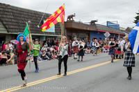 20083 Vashon Strawberry Festival Grand Parade 2014 071914