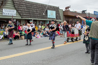 20088 Vashon Strawberry Festival Grand Parade 2014 071914