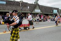20095 Vashon Strawberry Festival Grand Parade 2014 071914