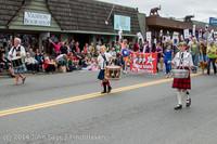 20096 Vashon Strawberry Festival Grand Parade 2014 071914