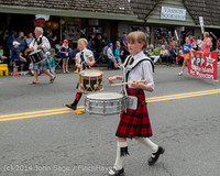 20100 Vashon Strawberry Festival Grand Parade 2014 071914