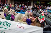 20136 Vashon Strawberry Festival Grand Parade 2014 071914