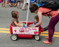 20141 Vashon Strawberry Festival Grand Parade 2014 071914