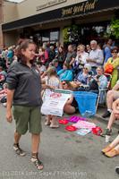 20150 Vashon Strawberry Festival Grand Parade 2014 071914