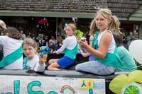 20187 Vashon Strawberry Festival Grand Parade 2014 071914