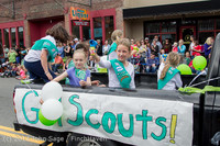 20191 Vashon Strawberry Festival Grand Parade 2014 071914