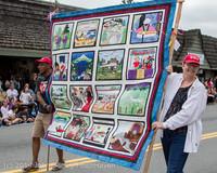 20202 Vashon Strawberry Festival Grand Parade 2014 071914