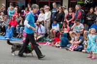 20208 Vashon Strawberry Festival Grand Parade 2014 071914
