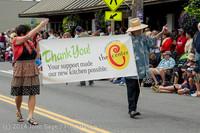 20212 Vashon Strawberry Festival Grand Parade 2014 071914